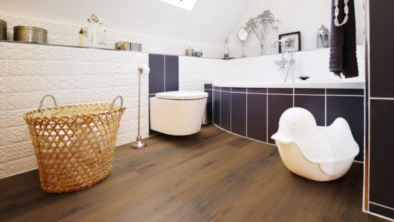 Feuchtraumlaminat für Küche und Bad - planeo