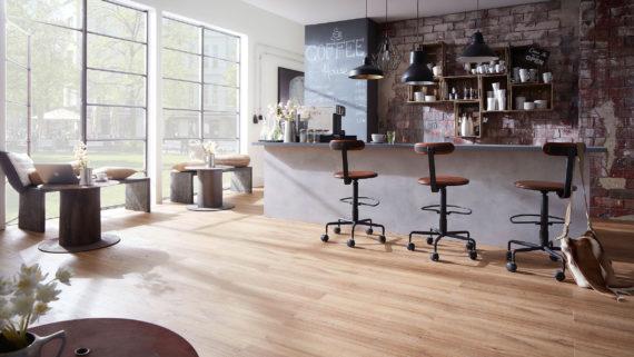 Vinylboden für die Küche