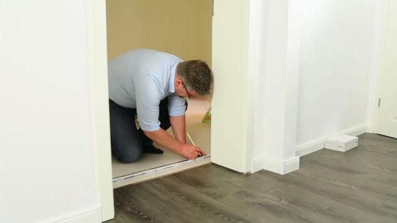 Fußboden Unterschiedliche Höhe ~ Zwei bodenflächen anpassen anpassungsprofile richtig montieren