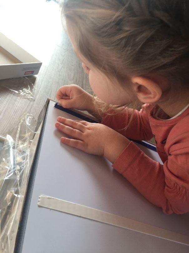Planeo Wandverkleidung - kinderleichte zu verarbeiten
