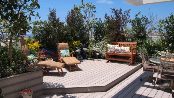Sichtschutz Terrasse Hier Ideen Wissenswertes Lesen Planeo