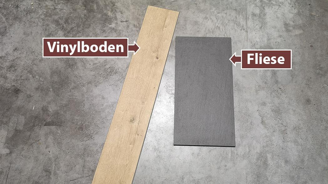 Vinylboden Oder Fliesen Welcher Bodenbelag Ist Besser Planeo
