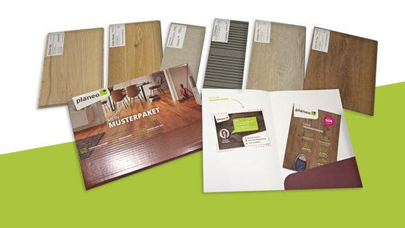 Vinylboden Muster, Parkett Muster, Laminat Muster und mehr - Jetzt entdecken und gratis bestellen